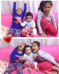 Triple D : Damia, Danisha & Danish