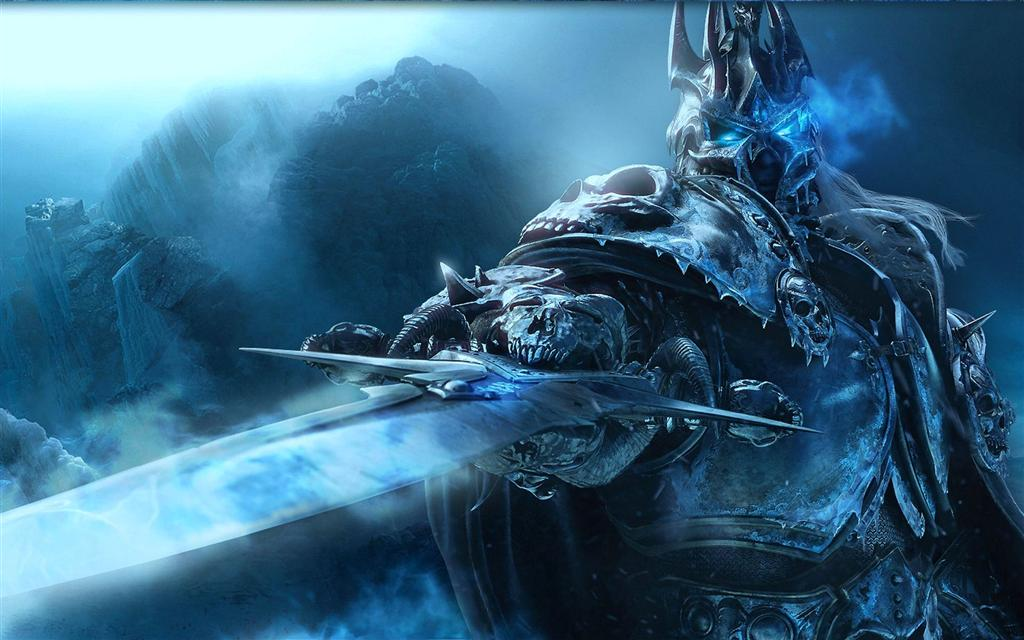 World of Warcraft HD & Widescreen Wallpaper 0.43911850992349