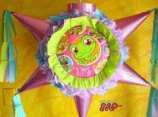 Piñatas de Littlest Pet Shop