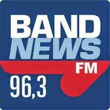 ouvir a Rádio Band News FM 96,3 Curitiba PR