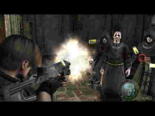 Screenshot Resident Evil 4