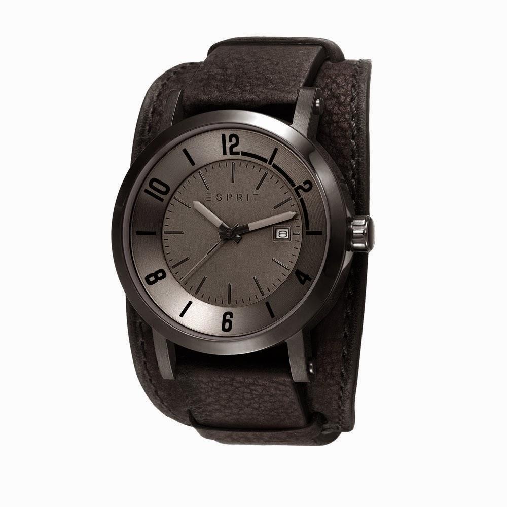 Update Restock Fossil Esprit Casio Warung Jam Tangan Original Jr1354 Nate Chronograph Black Leather Es108031002 Rp 1195000