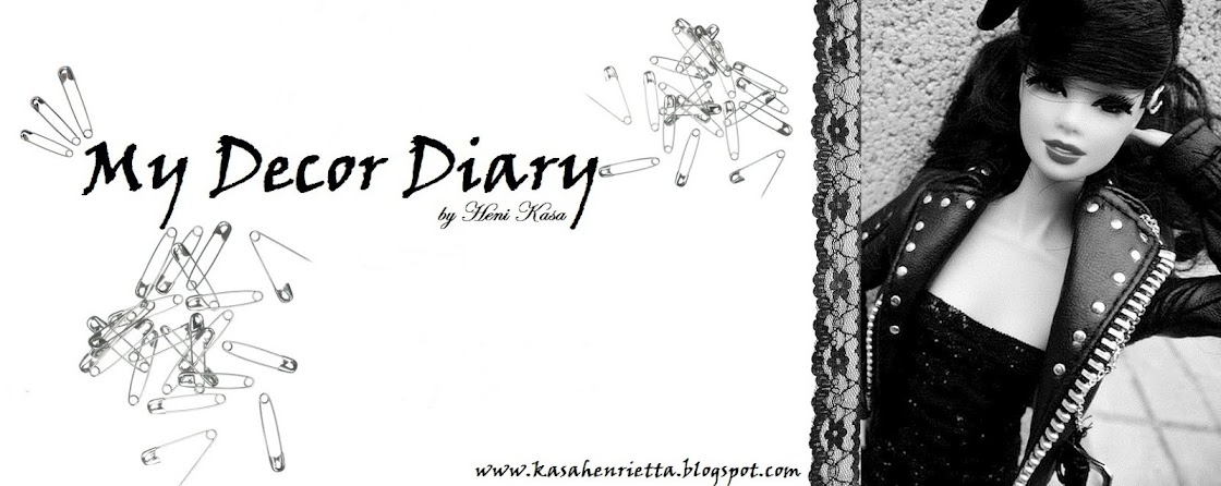 My Decor Diary