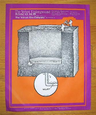 Velvet Underground Vulcan Gas