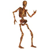 Skeleton Pose Off - Halloween Party Game