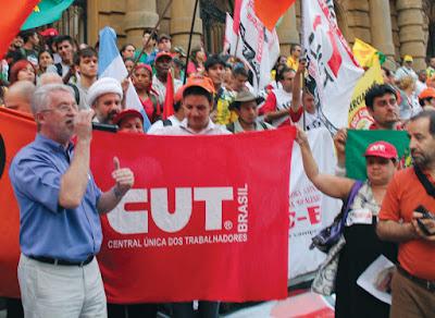 Ato histórico em São Paulo pelo Estado da Palestina Já - foto 41