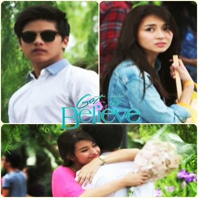 Joaquin and Chichay in Got to Believe Chapter 2