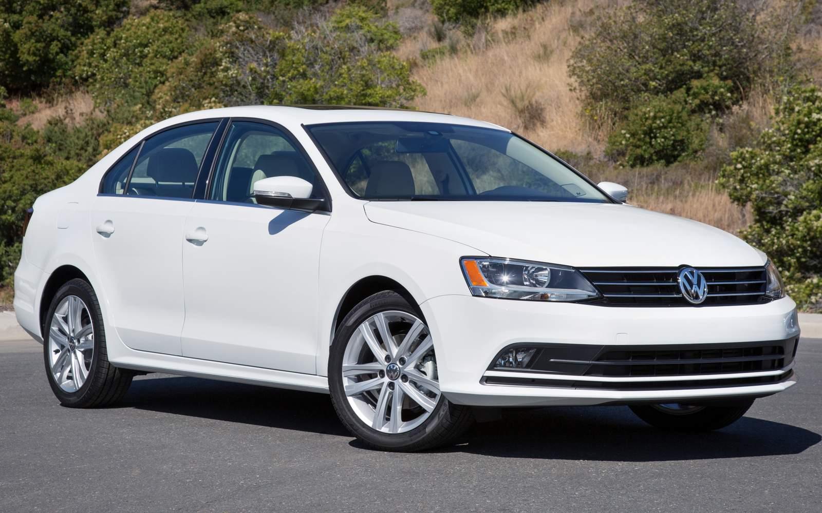 Volkswagen Jetta - sedã médio mais vendido - México