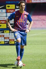 Cesc Fabregas Profile