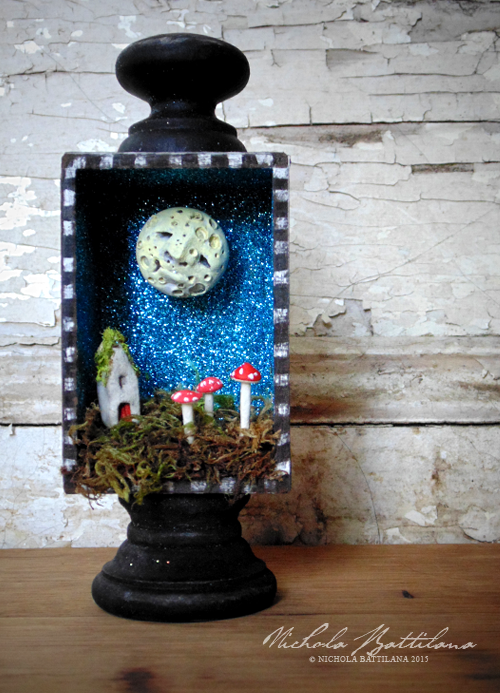 Moon Shrine - Nichola Battilana