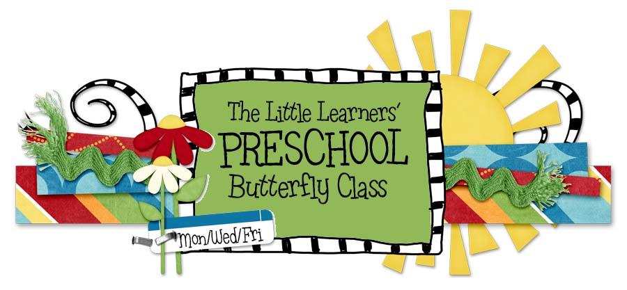 Preschool: Butterfly Class