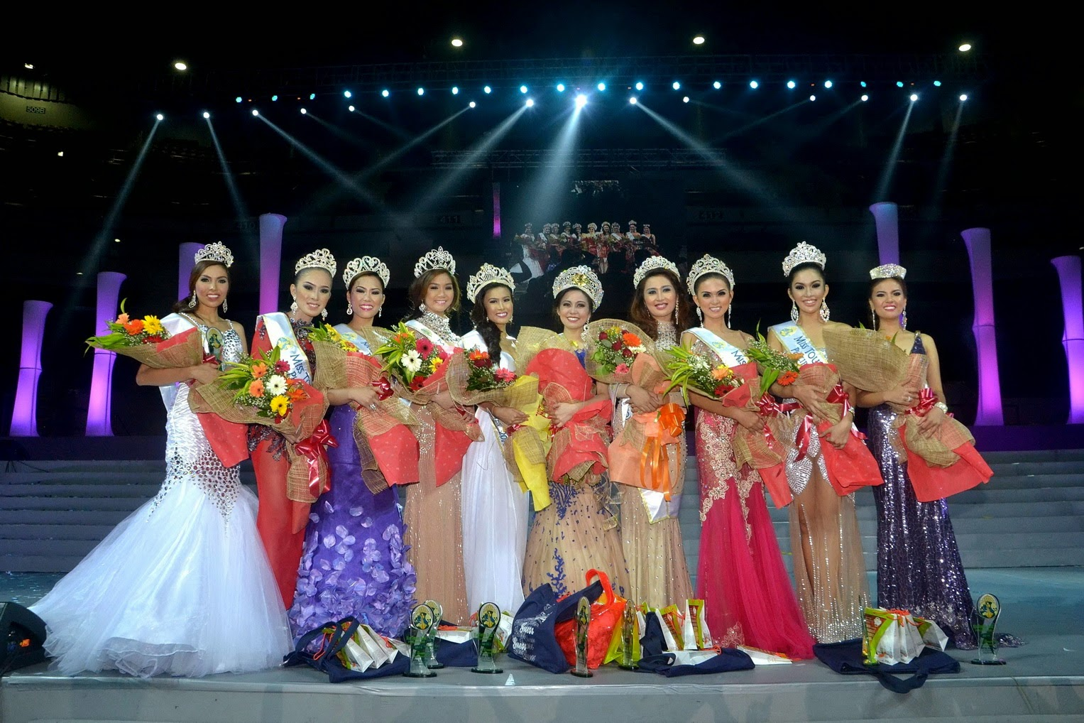 Miss Tourism World Philippines 2014 Coronation Night