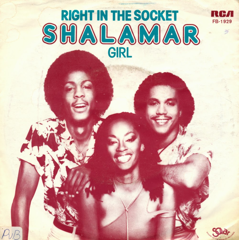 Right In The Socket Shalamar