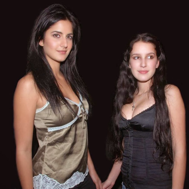 Katrina Kaif And Her Sister Isable Kaif