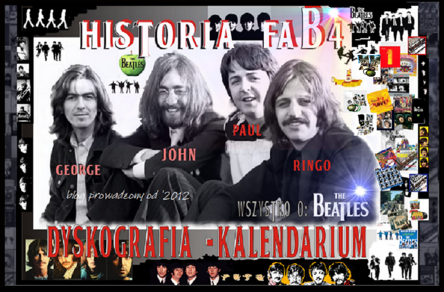 Historia The Beatles (Fab Four)