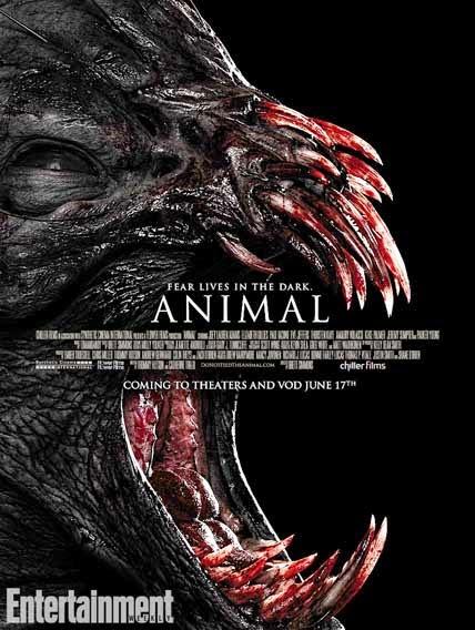 Animal – Dublado (2014)