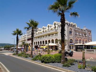 Edificio Casino de Hendaya