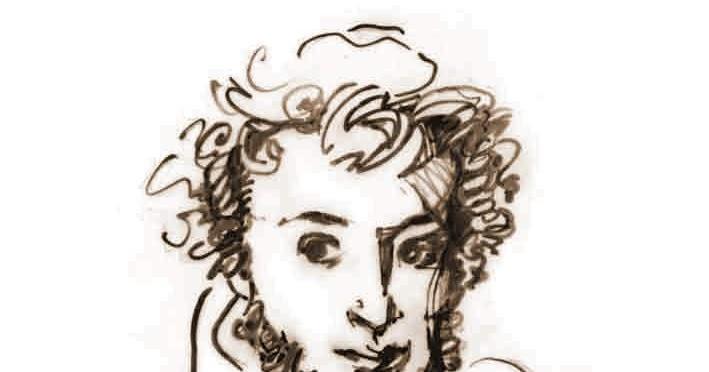 Вышивка крестом пушкина