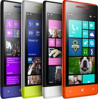 HTC 8S Ominaisuudet