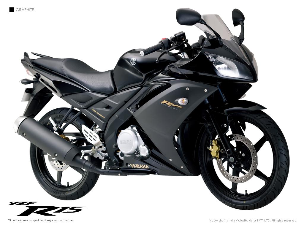 Yamaha r15 blackYamaha R15 Black