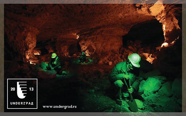 Prezentacija i promocija podzemnog Beograda