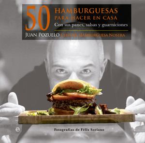 50 hamburguesas para hacer en casa