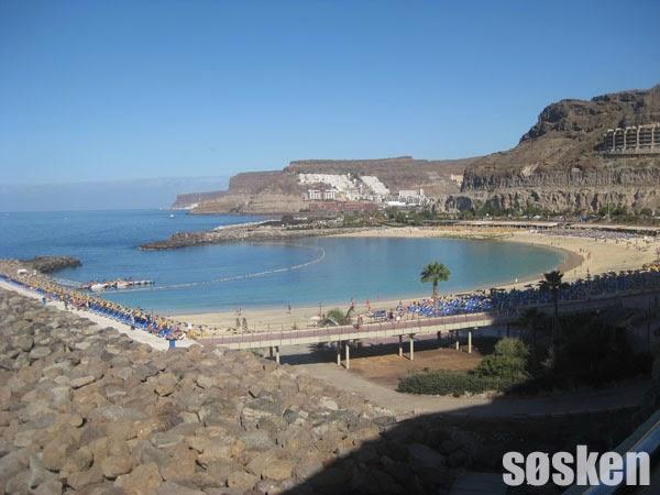 værmelding gran canaria puerto rico