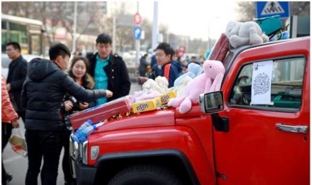 Kekayaan PENIAGA JALANAN China Yang Bakal MENGEJUTKAN ANDA 17 gambar