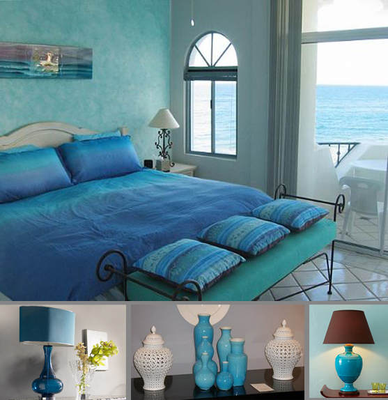 Decorating ideas wall paint living rooms turquoise for Turquoise wallpaper for bedroom