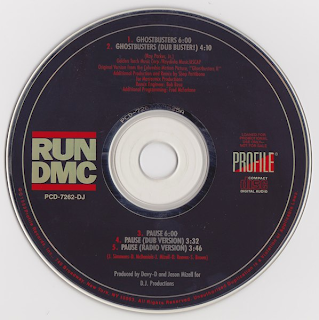 Run-DMC – Ghostbusters (Promo CDS) (1989) (320 kbps)
