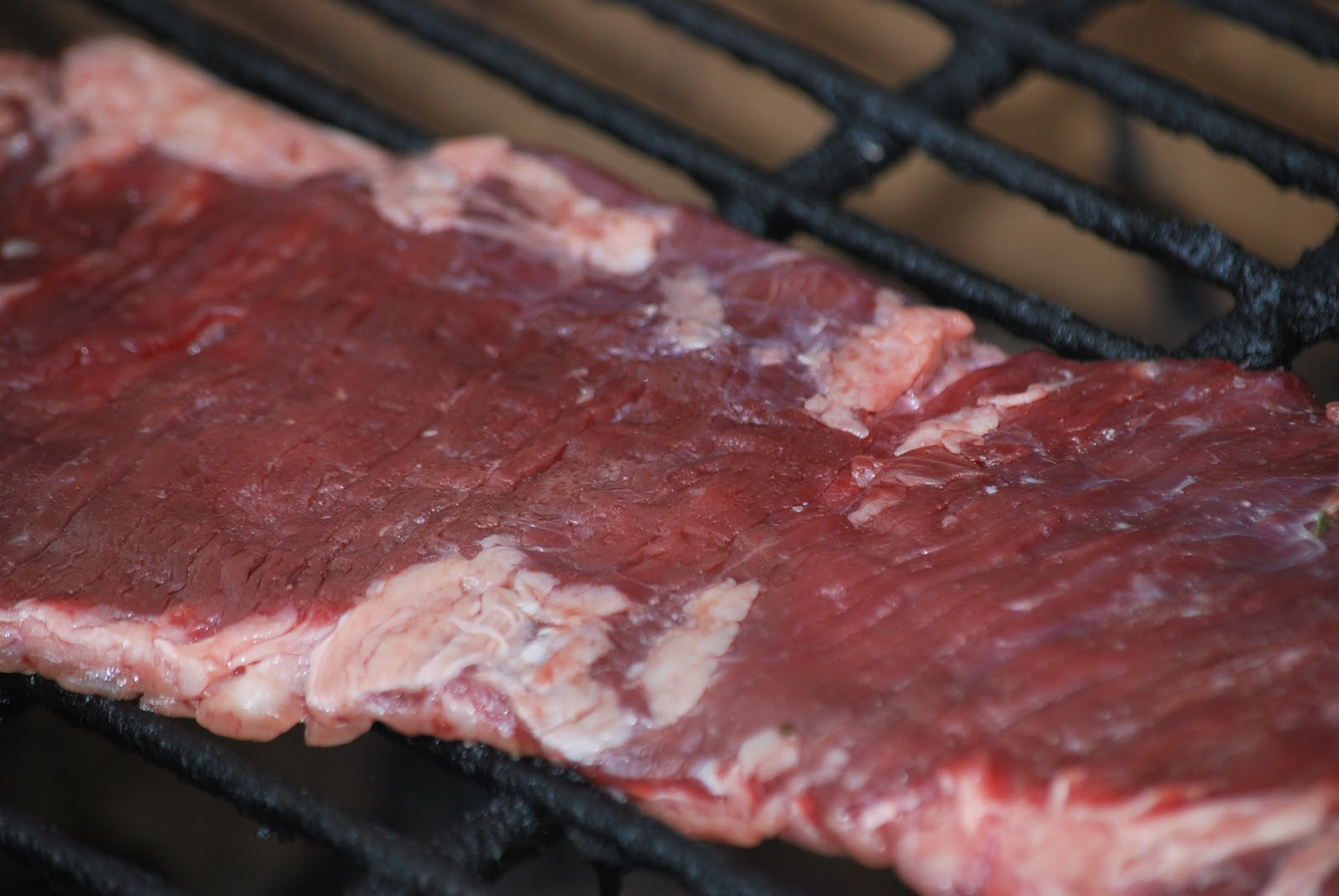 My story in recipes: Grilled Skirt Steak