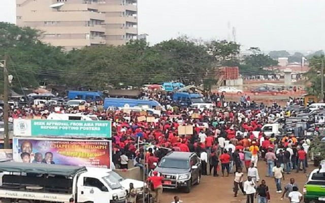 University Students to join organized labour demo