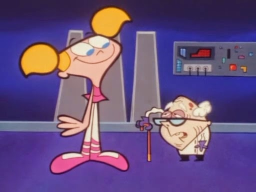 first episode of dexters laboratory