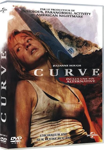 Curve en DVD : l'horreur est sur votre route