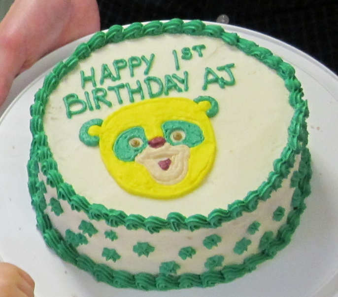 Desserts By Robin Special Agent Oso Birthday Cake
