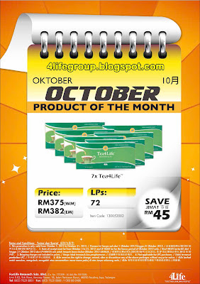 Product Of The Month - October 2012