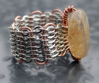 woven jewelry