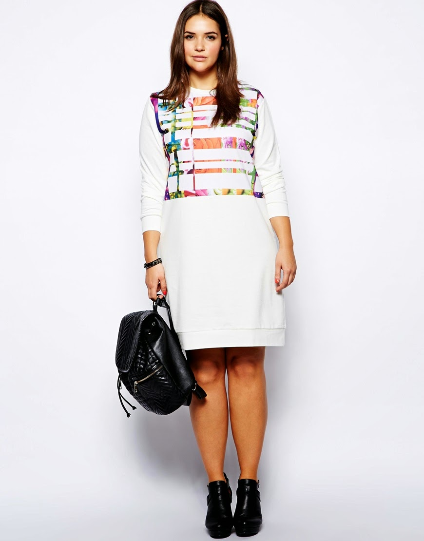 Shopping} Love...Need...Want   ASOS CURVE Graphic Floral Print ...
