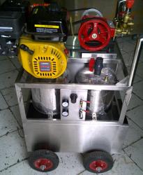 Daftar Harga Mesin Cuci Motor 3 In 1 Steam Salju Otomatis