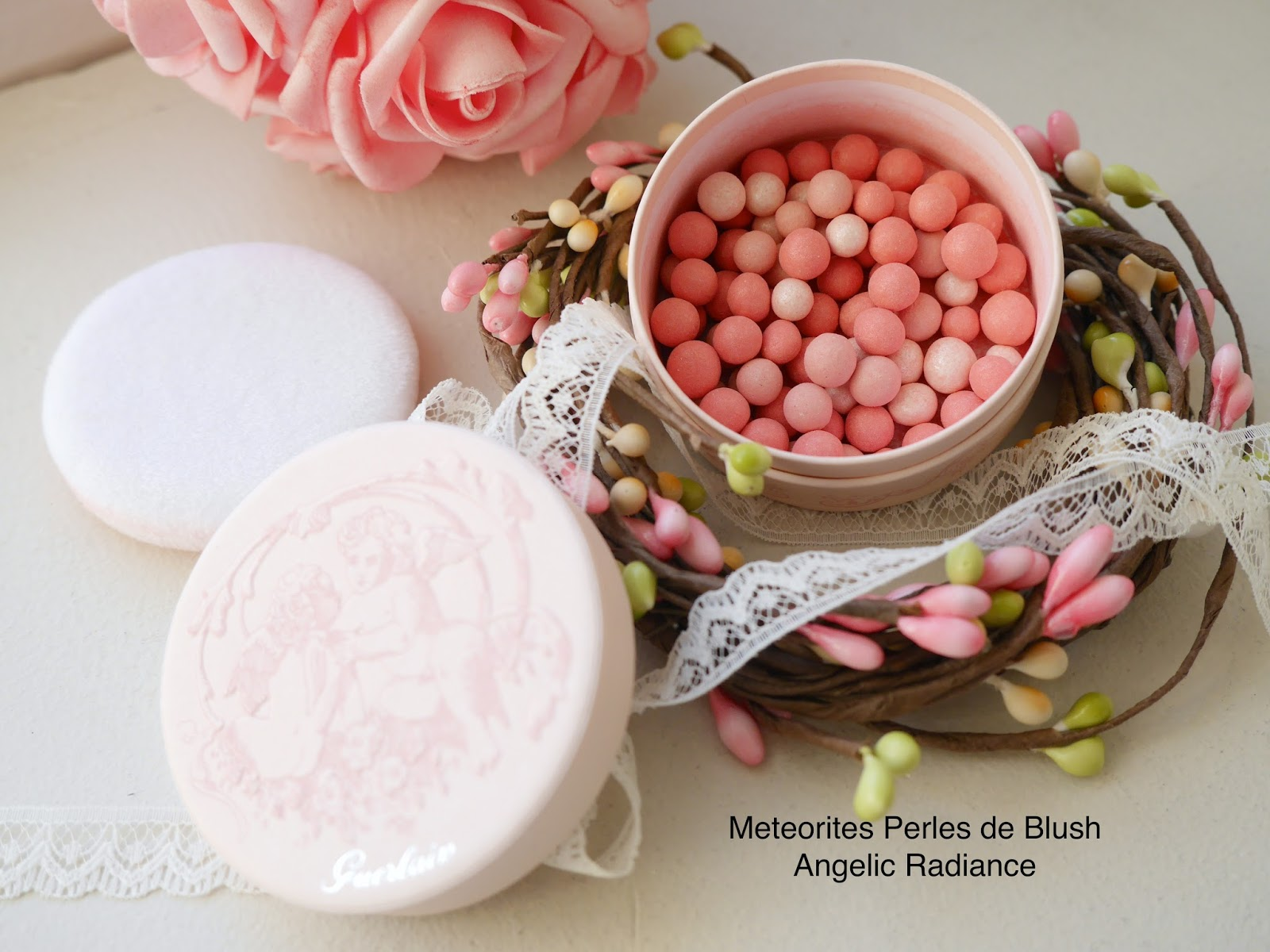 guerlain meteorites perles de blush angelic radience swatch review