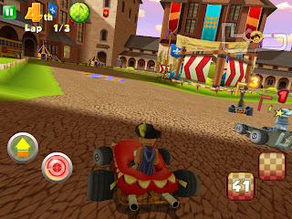 shrek kart hd large2 Free Download Shrek Kart HD 1.1.0 for NOKIA N8