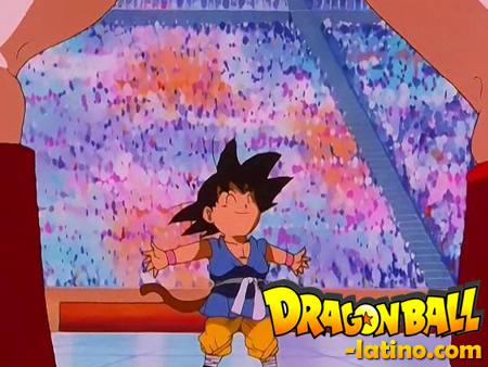 Dragon Ball GT capitulo 41