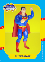 Superman Super Powers Collection Figure Clark Kent Kenner Mattycollector DC Universe Classics Unlimited Man of Steel Toys Movie Masters polymerphelia GeekSummit