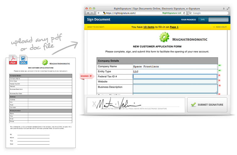 how to create an online form for your website