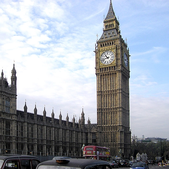 A popular tourist destination in UK