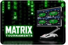 Poker odds matrix