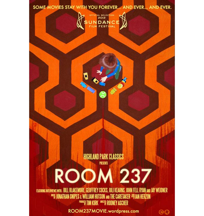 Stanley Kubrick Room 237
