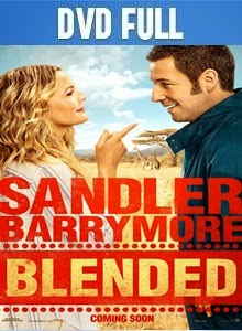 Blended DVD Full Español Latino 2014