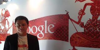 Orang Nomor Satu Google Indonesia