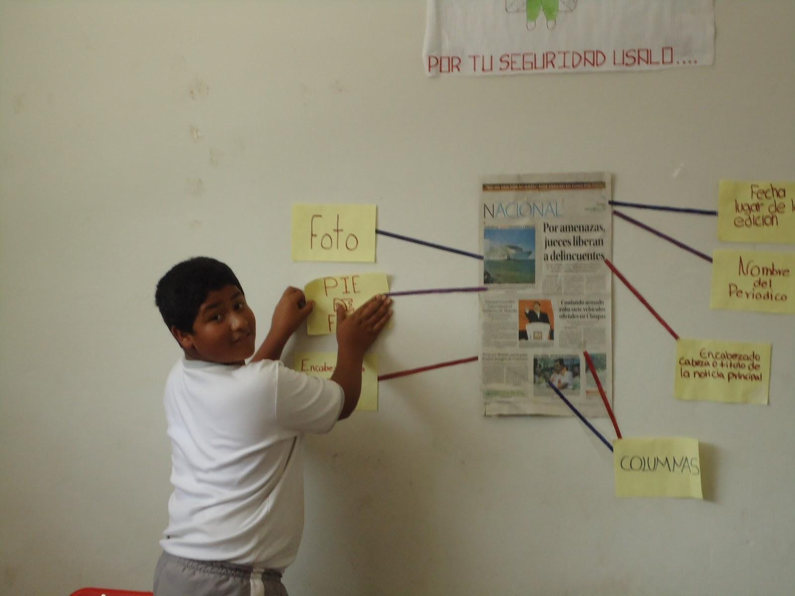Mural correspondiente al mes de Marzo, por los alumnos de segundo